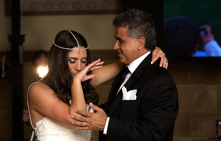 Zhaleh & Her Dad